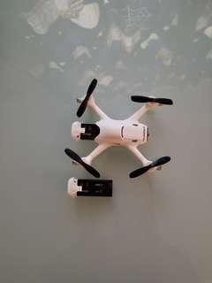Hubsan H107C+ 2.4G Drone Mini RC Quadcopter