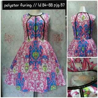 Cocoya oriental dress