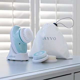 Ayvo: Rejuvenating Electronic, Facial Cleansing Brush