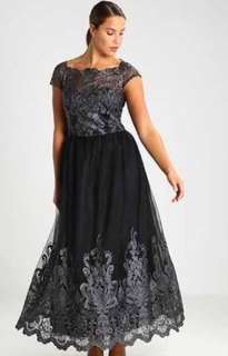 Ball/ formal dress//curve