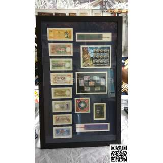 Multi Window Cut Open/ Passpartout Framing for Art, Souvenirs, Jersey, Photos, Pictures, Posters, etc...