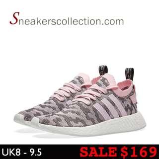 🔥$169 SALE NMD R2 Wonder Pink