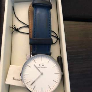 Daniel wellington 280 mm Classic sheffield Blue