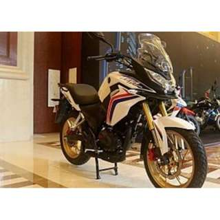 Honda New cb190x OTR $13K With GST,COE,Rge Fee,6 Month Rd-Tax  D/P $500 or $0 With out insurance (Terms and conditions apply. Pls call 67468582 De Xing Motor Pte Ltd Blk 3006 Ubi Road 1 #01-356 S 408700.