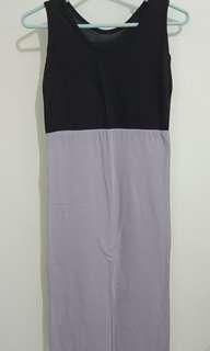 Casual long dress