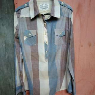 Connexion stripes shirt