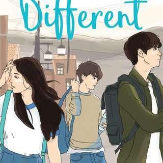 Ebook : Different by Kadek Pingetania