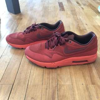 Air Max 1 ultra moire gym red