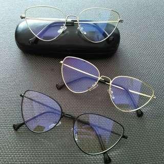 Cat eyeglass _ optical frame