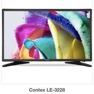 《全新》康迪斯 Contex LE-3228 32吋 電視