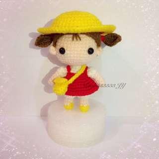 Crochet doll / Handmade doll~MeiMei