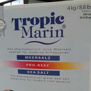 Tropic Marin Pro Reef Sea Salt 4kg