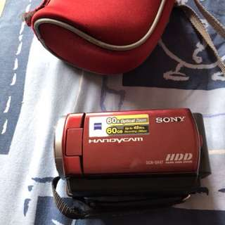 Sony Handycam selling very cheap