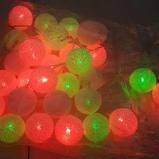 Decorative ball lights