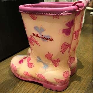 Miki House Rain boots