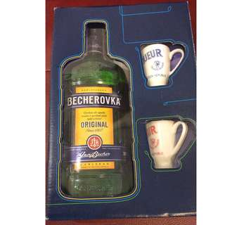 Becherovka Gift Set
