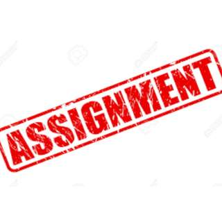 University Assignment Help - Quality work in cheapest price