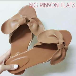 BIG RIBBON FLATS