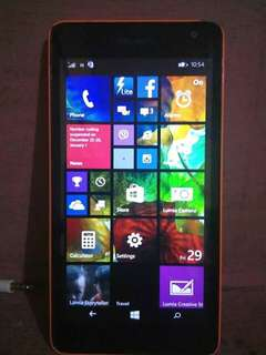 NOKIA LUMIA WINDOWS PHONE ( windows 8 )