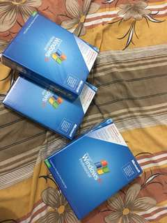 Microsoft xp pro : still relaible for programming purpose: 6 pieces avail