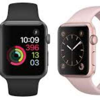 2pcs Apple Smart Watch Series 1 (NOT 1st generation)