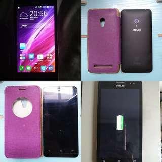 hp android second Asus zenfone 5 a500cg mulus no minus siap pakai