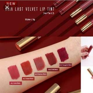 BBIA Lasting Velvet Lip Tint