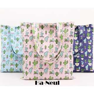 Ha-Neul Canvas Tote Bag