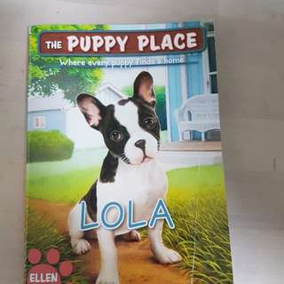 The Puppy Place Lola