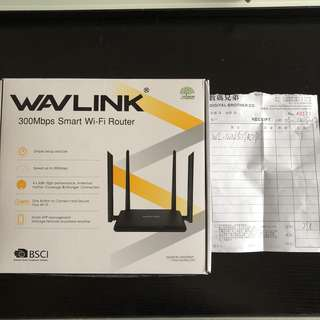Wavlink Wi-Fi Router