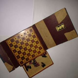 DRUEKE Mini Chess