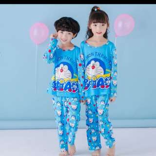 Kids Pyjamas Set (Long Sleeve)