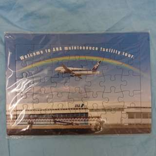 Ana Air nippon airways puzzle #rayaletgo