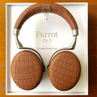 Parrot Zik 3 Croc Brown