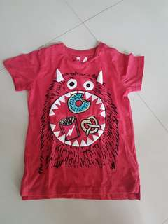 Boy's T-Shirt for 4yr old