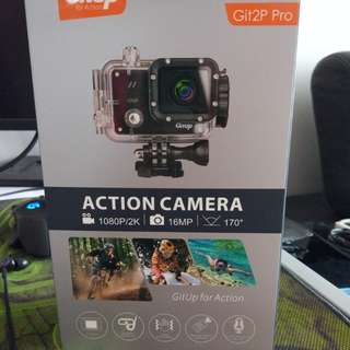 GitUp G2P Pro 2k Action Camera