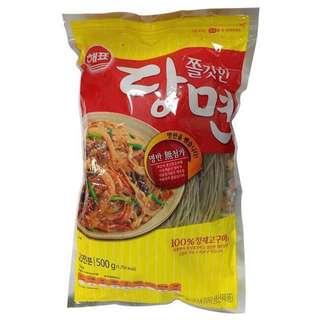 現貨│韓式冬粉條500g-效期2019.06.05