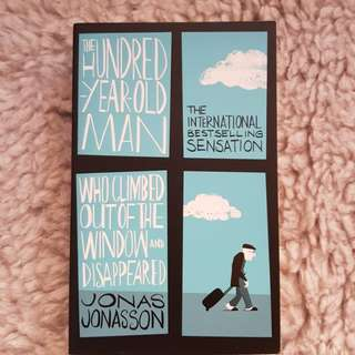 The Hundred-Year-Old Man - Jonas Jonasson
