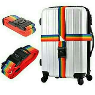 Luggage Strap w/ Security Lock