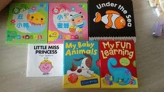 Children Books (Assorted)