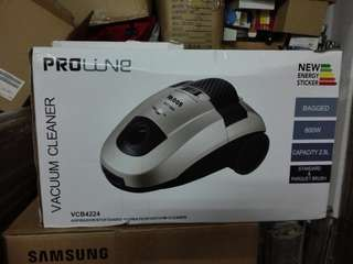 全新家用吸塵機 New vacuum cleaner