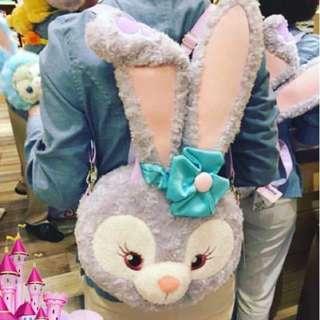 🇭🇰 香港迪士尼 ✨ 史黛拉 stellalou 大頭包 包包 gs.shop