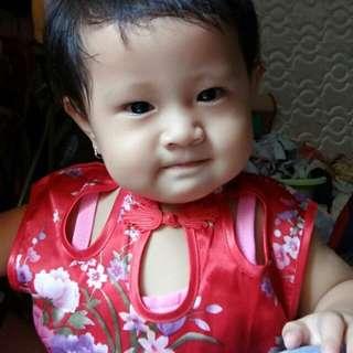 Dress Cheongsam