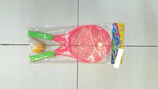 Badminton toy racket