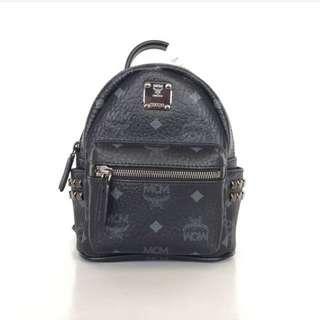 MCM Stark Bebe Boo Backpack Mini