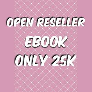 Open reseller Ebook 😍😍