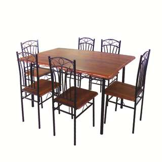 TAILEE DS-025 COFFEE DINING SET 6 SEATER