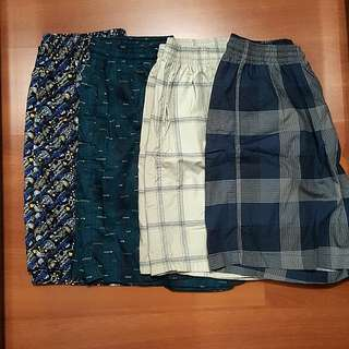 Celana pendek jumbo BARU