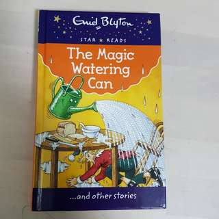 Enid Blyton: The Magic Watering Can