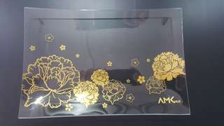 AMK hub CNY plate